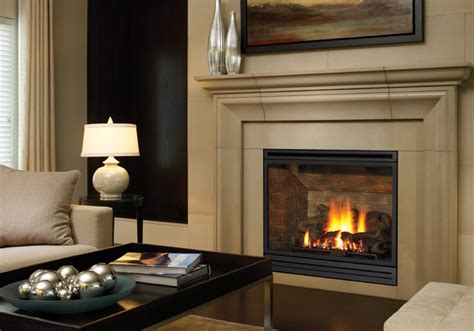 Traditional Gas Fireplace by Regency Bellavista B41xte Gas Fireplace Traditional