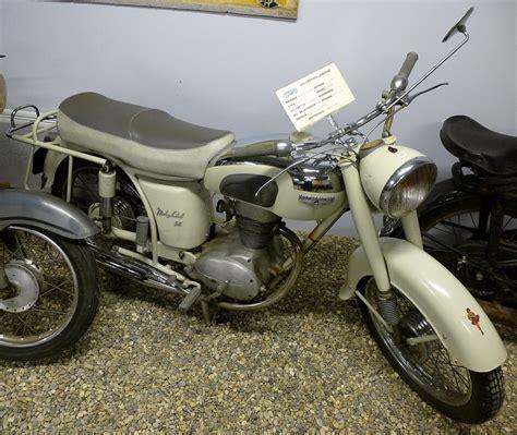 125ccm Motorrad Typen by Motoconfor 125 Typ U56c Baujahr 1956 1 Zyl Motor Mit