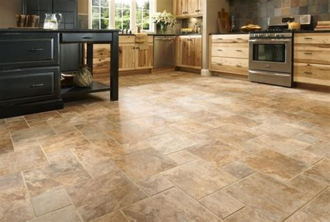 Kitchen Tile Floors Sedona Slate Cedar Glazed Porcelain Floor Tile Prepare To Be Floored The Floor
