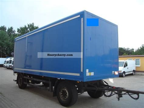 Rak Rv rohr rak 18 ci with charger 2000 kg 2004 box
