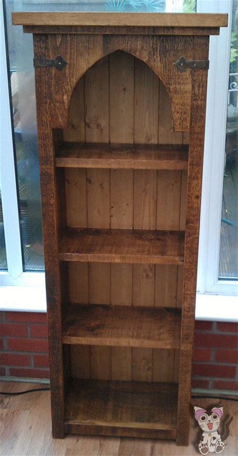 bookcases on pinterest bookshelves rustic bookshelf and rustic bookcase with arch top