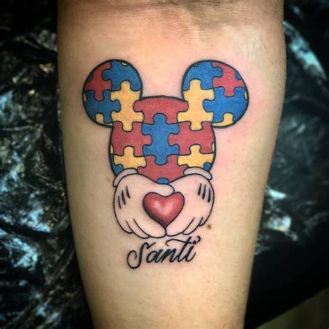 autism tattoos for men autism awareness tattoos for www pixshark