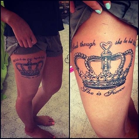 tattoo quotes for legs 45 thigh tattoo ideas for girls 11 tattoos pinterest