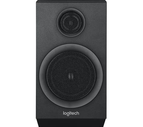 Logitech Speaker Z337 logitech z337 2 1 wireless pc speakers black deals pc world