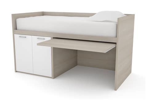 The Bed Desk by Funky Bunk Cool Sophisticated Awesome Bunk Bed