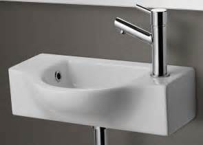 smallest bathroom sinks various models of bathroom sink inspirationseek
