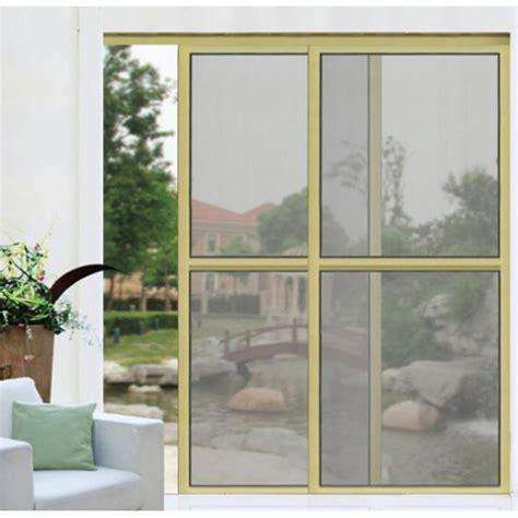 diy sliding screen door screens malaysia mosquito net retractable insect