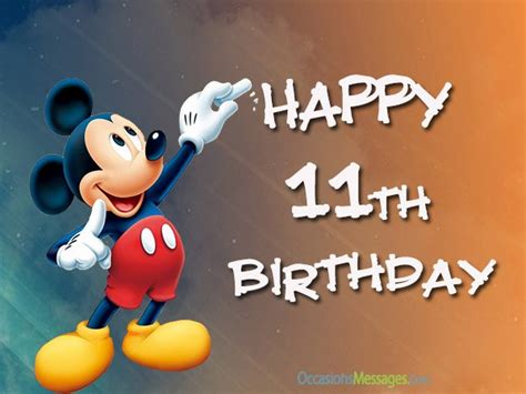 1st Happy Birthday Quotes Happy 11th Birthday Wishes And Quotes Occasions Messages