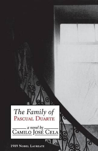 family of pascual duarte spanish literature series toolfanatic com