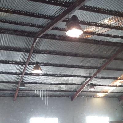 aislamiento termico techo aislamiento termico de techo en nave industrial altea