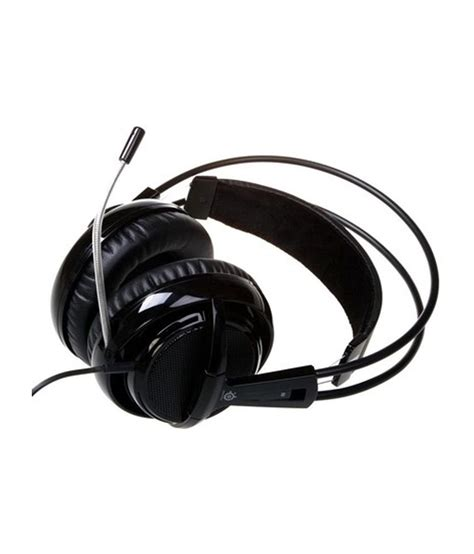 Headset Steelseries V1 buy steelseries siberia v1 size wired headset black