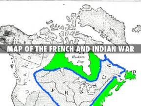 Outline Map And Indian War by And Indian War By Mrs Mckinnon
