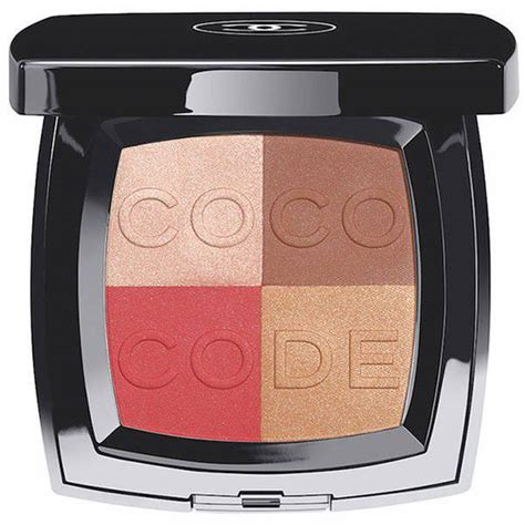 Chanel Coco Code Limited Edition Blush On Chanel Coco Code 2017 Collection Trends