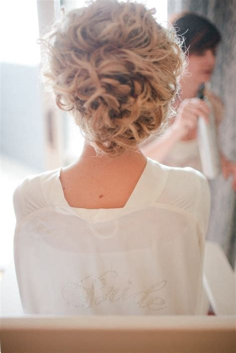 Wedding Hair Curls by Untamed Tresses Naturally Curly Wedding Hairstyles