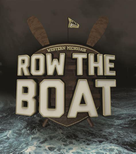 row the boat logo row the boat