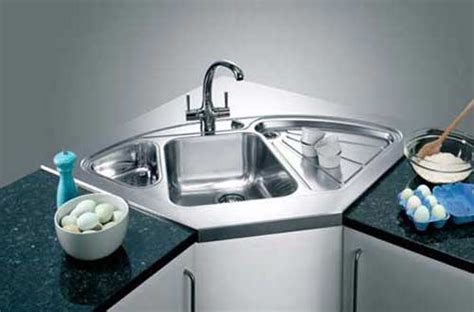 Corner Kitchen Sink Unit Corner Sink Kitchen Layout Home Decor