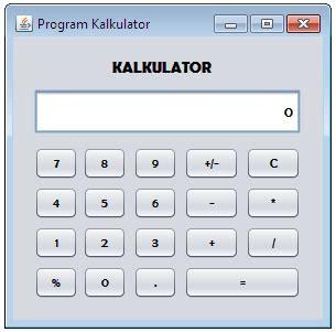 hacklist s web hacklist s web program kalkulator menggunakan java netbeans