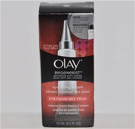Olay Regenerist Eye 15 Ml by Olay Regenerist Eye Lifting Serum 0 5 Fl Oz 15 Ml