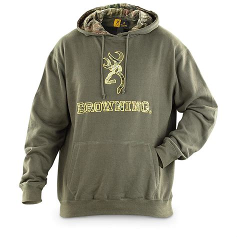 Sweater Hoodie The Amazing 2 browning 174 embroidered hoodie 211762 sweatshirts hoodies at sportsman s guide