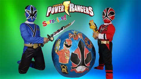Pedang Power Rangers Power Rangers Egg Toys Opening Dino