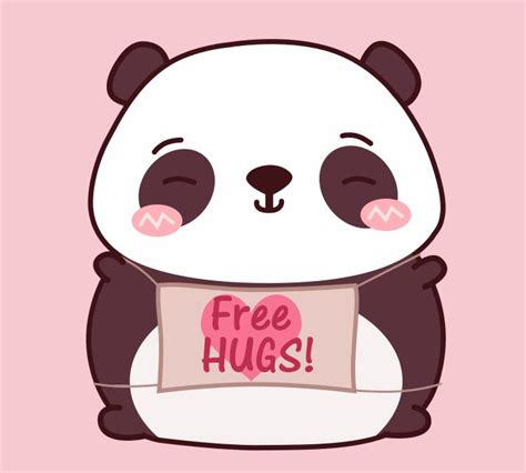 Free Hugs Panda best 20 panda kawaii ideas on pandas dibujo