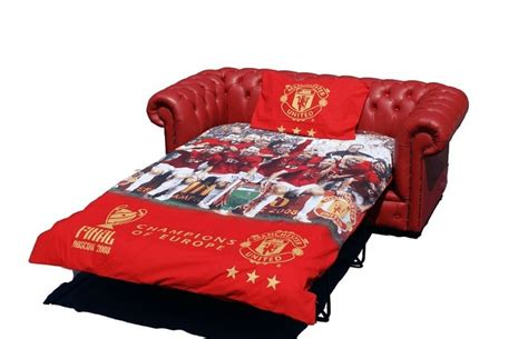 Manchester United Chesterfield Sofa Bed Designersofas4u Sofa Bed Manchester