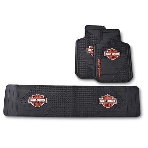 Harley Davidson Floor Mat by Harley Davidson 174 Floor Mats 137740 Floor Mats At