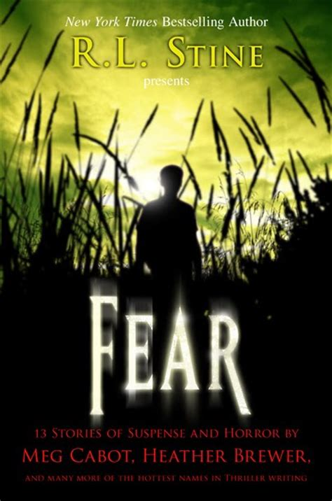 the book fear edited by r l stine advisable