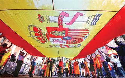 barcelona ingin merdeka dari spanyol mereka menolak catalunya pisah dari spanyol