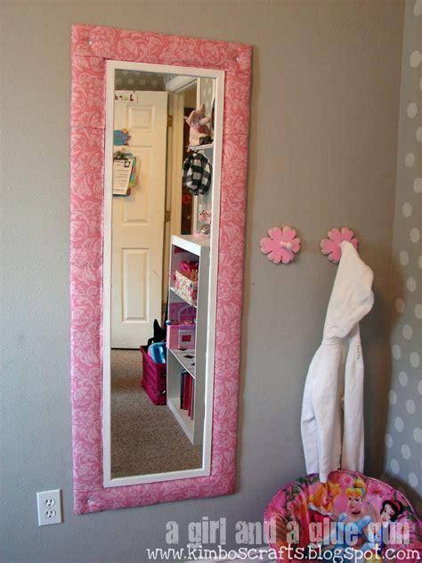 Mirror Mirror On The Wall A Girl And A Glue Gun