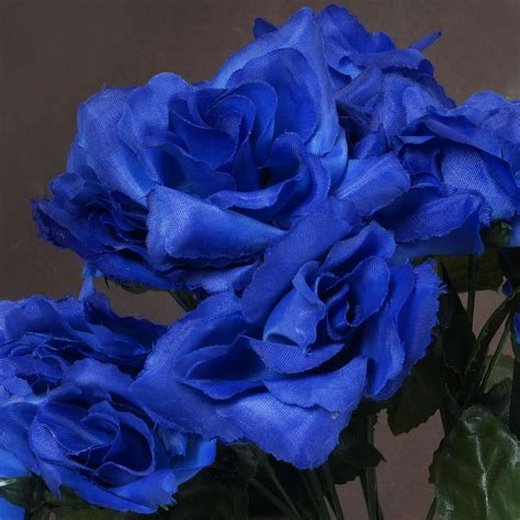 Bouquets For Sale by 84 Silk Open Roses Wedding Flowers Bouquets Wholesale