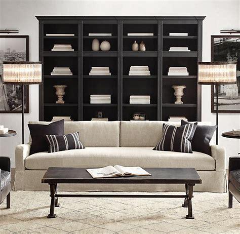 bookcase behind sofa bookshelf behind sofa dream home ideas pinterest