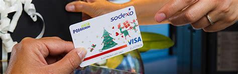 Sodexo Gift Card - gift cards and boxes