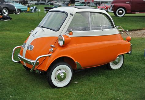 Auction results and data for 1957 BMW Isetta   conceptcarz.com