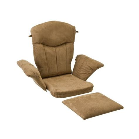 shermag glider and ottoman replacement cushions shermag glider rocker rocker cushion set peat ebay