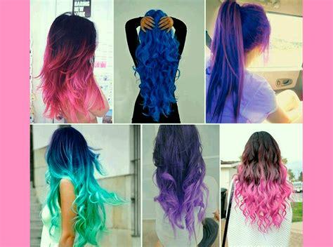 modelos de colores para cabello 13 secretos que nadie te dice de te 241 ir tu cabello en