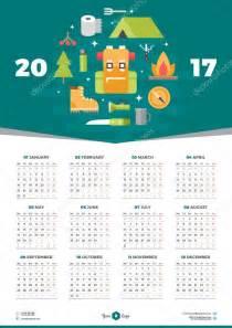 calendar poster template kalender poster 2017