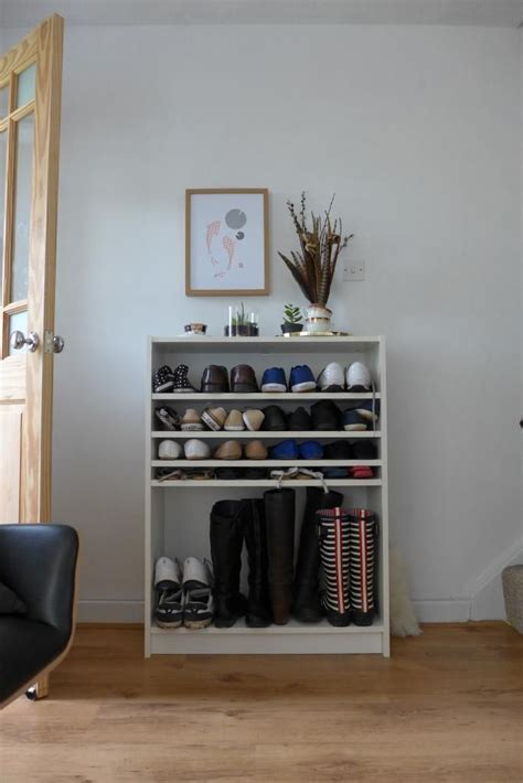 billy bookcase shoe storage for front entry made forme billy bookcase improvements
