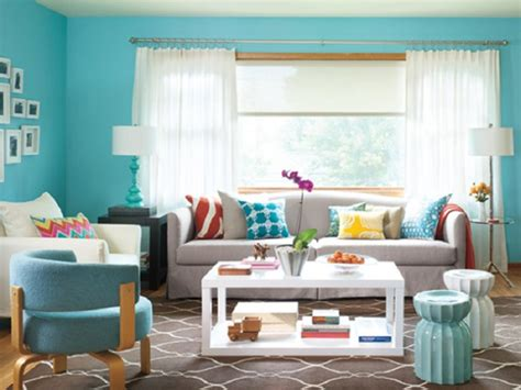 decorating color schemes for living rooms turquoise living room interior design ideas modern diy