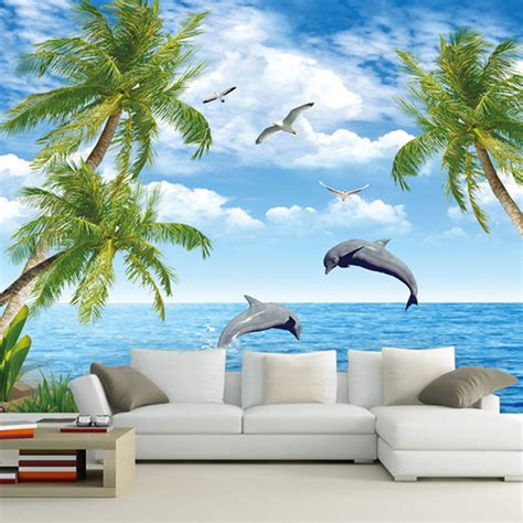 wallpaper 3d scenery online buy wholesale wall scenery wallpaper from china