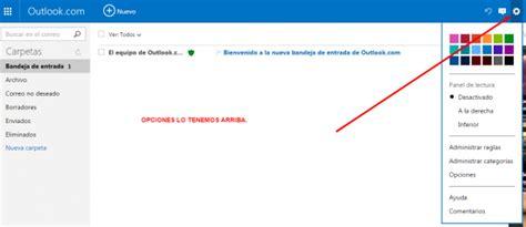 bandeja de hotmail entrada entrar en bandeja de entrada al iniciar sesi 243 n en hotmail