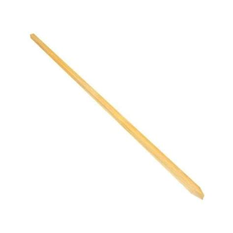 vigoro 5 ft wooden garden stake rc 85n the home depot