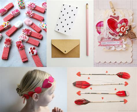 Crafts Handmade Gift Ideas - ten diy valentines gift ideas