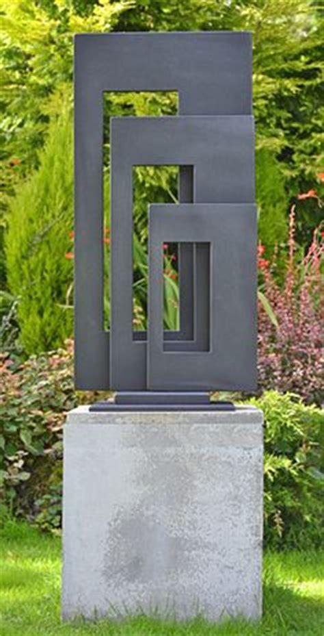 blumen und garten 2473 moderne gartendeko metall hohe skulptur blumen garten