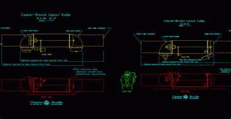 blocks boiler cleaver  dwg plan  autocad designs cad