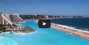 vid 233 o la plus grande piscine du monde