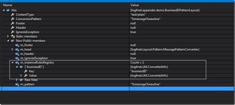log4net layout patternlayout log4net 自定义layout日志字段 爱程序网