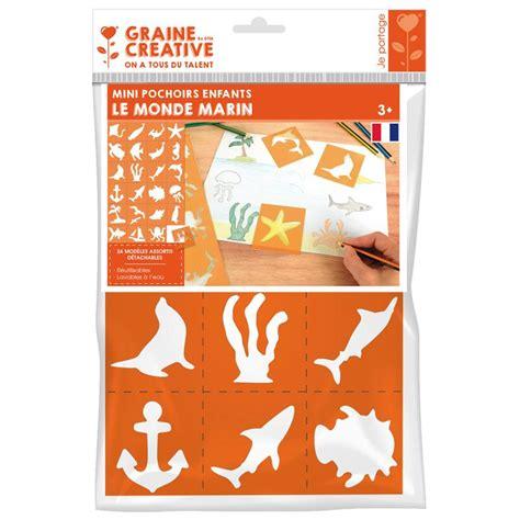 Pochoir Carte Du Monde 7894 by Pochoirs En Plastique Monde Marin 24 Pochoirs 7 Cm