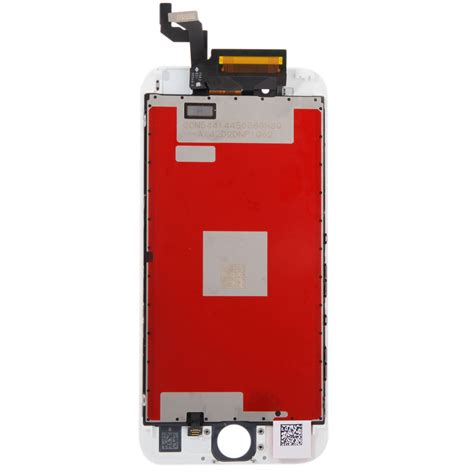 retina led lcd touch screen digitizer w 3d 4 7 quot for apple iphone 6s white ebay