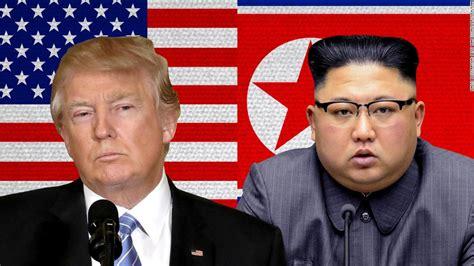 donald trump and kim jong un surprise meetings and potential pitfalls trump preps for